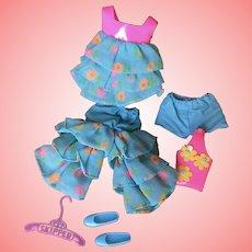 Near mint Skipper Fancy Pants Outfit Complete!