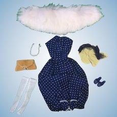 Gay Parisienne vintage Barbie Complete Outfit