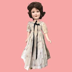 Composition Ideal Judy Garland doll all original