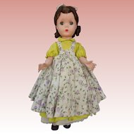 Hard Plastic Little Women Beth MAdame Alexander All Original