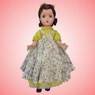 Hard Plastic Little Women Beth MAdame Alexander All Original