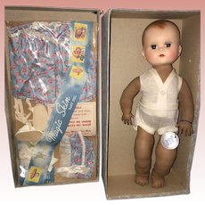 Rare Ideal Magic Skin Baby with box and all extras