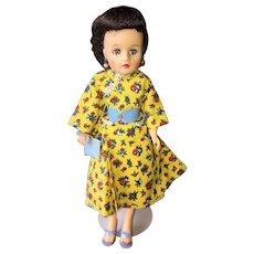 Beautiful Brunette Miss Nancy Ann doll Original 1950's