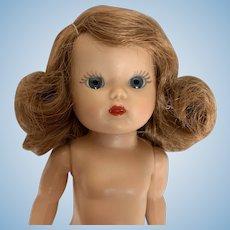 Nancy Ann Strung Muffie Doll Near Mint Redhead