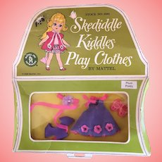 Kiddle Kiddle skediddler outfit mint in package