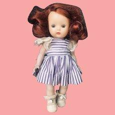 Nancy Ann Muffie Redhead Center Snap Shoes