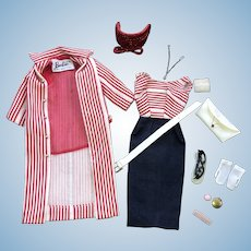 Complete vintage Roman Holiday Barbie Outfit Rare!!!