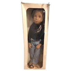 Mint Sasha Gregor doll with box all original