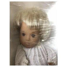 Sasha Baby Doll  sealed all original with box