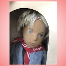 Mint in box Sasha Gregor Doll