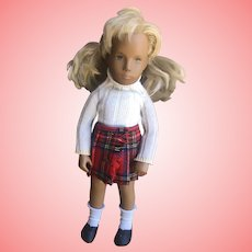Vintage Sasha Doll with Full Part Ponytails