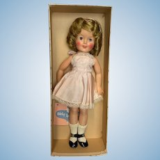 "Ideal 12"" 1950's Shirley Temple Doll MINT in Box"