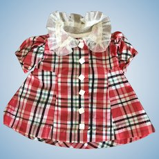 Shirley temple style vintage doll dress