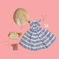 Near mint Suburban Shopper Vintage Barbie Complete Outfit