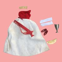 Ideal Tammy Beauty Queen outfit 1960's