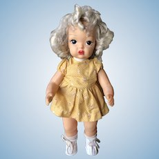 1950's talking Terri Lee doll in original dress
