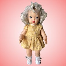1950's talking Terri Lee doll in original dress
