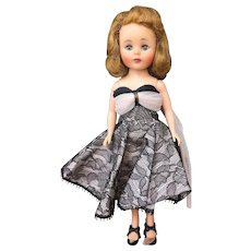 """American Character 10 1/2"""" Toni doll With Beautiful Gown"""