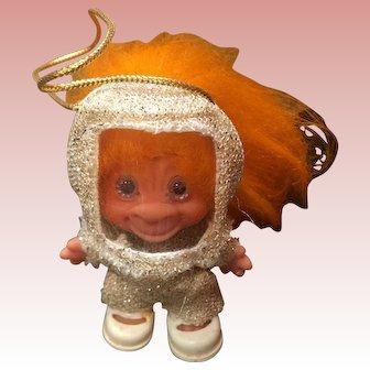 "Rare 2 1/2"" 1960's troll Astronaut All Original Mint"