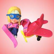 Mattel Liddle Kiddles Windy Fliddle