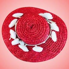 Madame Alexander-kins original Doll Hat