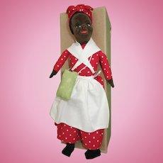 Rare Norah Wellings Aunt Jemima Doll in Box
