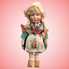 Beautiful Bing Dutch Girl Doll Germany