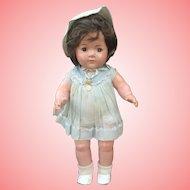 """Rare 16"""" Madame Alexander Dionne Quintuplet Marie Doll No Crazing Original Clothes!"""