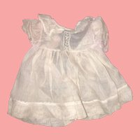 "Tagged Madame Alexander Dionne Quintuplet Doll Dress for Large 16"" doll or larger"