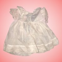 "Tagged Madame Alexander Dionne Quintuplet Doll Dress for Large 16"" doll or larger"