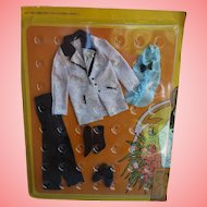 Ken Get Ups n Go Groom Tuxedo Outfit 1970's