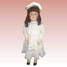 """32"""" Kestner 171 Antique Bisque Doll Lovely!! Marked Body"""