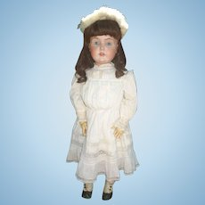 "32"" Kestner 171 Antique Bisque Doll Lovely!! Marked Body"