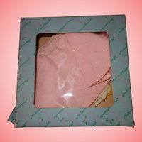 Madame Alexander Lissy Doll Tagged Skirt with slip in box 1950's