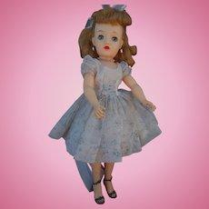"""18"""" Ideal Miss Revlon 1950's Doll w/Original Dress!"""
