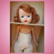 Nancy Ann Storybook Strung Muffie in Pantaloons Minti in Box
