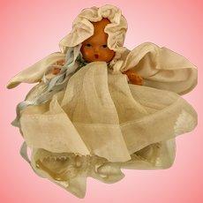 Adorable Nancy Ann Storybook Bisque Baby All Original