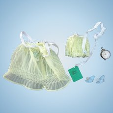 Vintage Barbie Sweet Dreams Outfit with Pom Poms Nice!