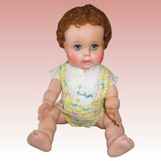 """19"""" I Love Lucy Ricky Jr. Doll American Character 1950's"""