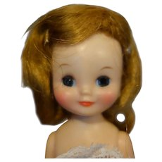 Rare Betsy McCall Sidepart American Character Doll 1950's Nice! Sandy hair