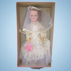 """23"""" Mint in Box Sweet Sue Doll Amerian Character 1950's"""