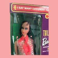 Unopened NRFB Talking Barbie Doll Mattel