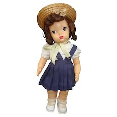 "1950's 16"" Terri Lee Doll Tagged"