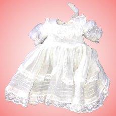 Tagged Madame Alexander-kins Doll Dress 1950's