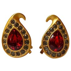 e3d6f14d9 Vintage Costume Jewelry Earrings   Ruby Lane - Page 11