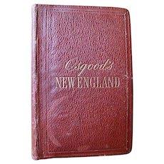 Osgood's New England, 1873, pub. 1875
