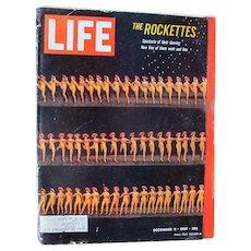 1956 Life magazine - Rockettes