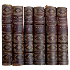 The History of England - 6 volume set