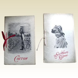 Cotton Industry; Black Americana - rare