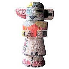 Old Hopi Kachina Doll circa 1910
